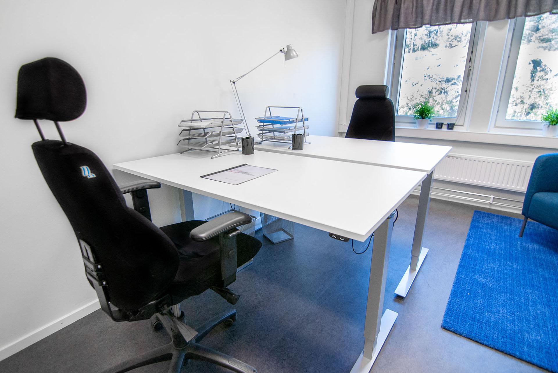 kontorshotell Ulvsunda